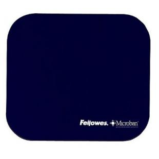Fellowes Microban Ultra Mince Tapis de souris, Noir