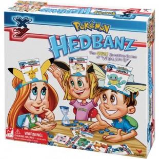 Pokemon hedbanz (Anglais)