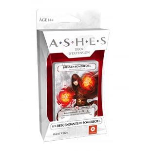 Ashes - Les Descendants de Sombreciel