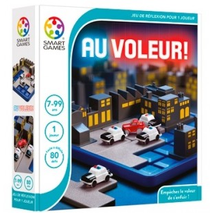 Smart Games - Au voleur!