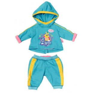 Baby Born - Ensemble de jogging bleu
