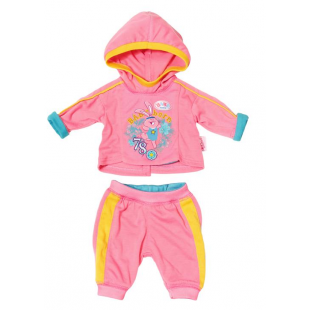 Baby Born - Ensemble de jogging rose