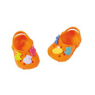Baby Born - Souliers d'eau (orange)