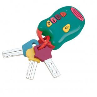 Battat - Ensemble de clés sons et lumière