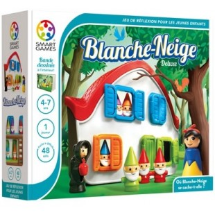 Smart Games - Blanche-Neige Deluxe