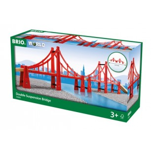 Brio - Double pont suspendu