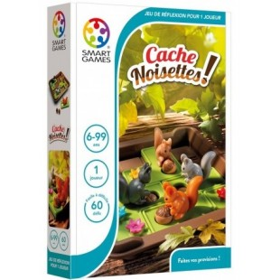Smart Games - Cache noisettes