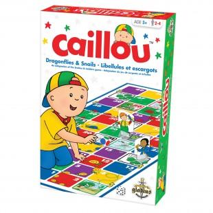 Gladius - Caillou - Libellules et escargots