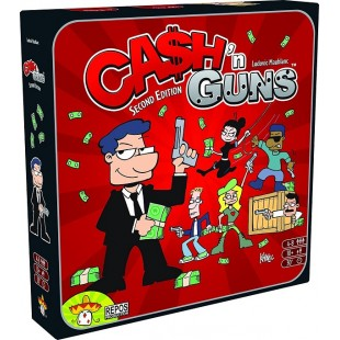 Cash'N Guns  - 2e édition