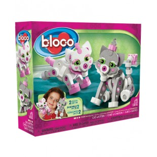 Bloco - Chat et chaton
