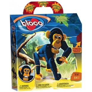 Bloco - Le chimpazé