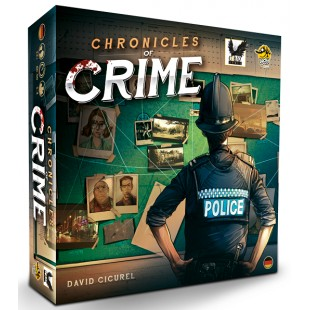 Chronicles of crime enquête criminelles