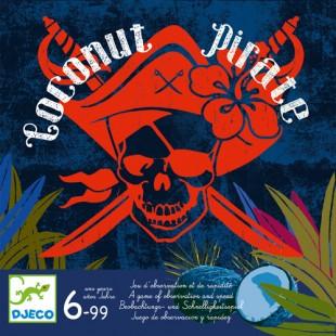Djeco - Coconut Pirate