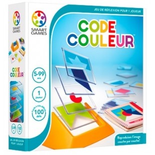 Smart Games - Code couleur