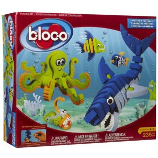 Bloco - Créatures marines