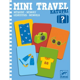 Djeco - Mini travel Katupri