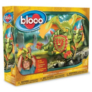 Bloco - Dragon de combat