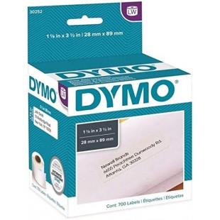 Dymo étiquettes d'adresse