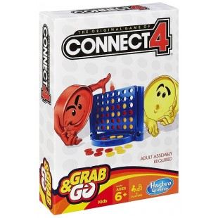 Grab & Go - Connect 4 - hasbro