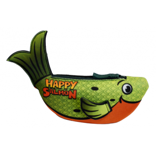 Happy Salmon (anglais)