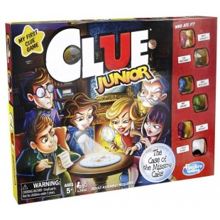 Hasbro - Clue junior