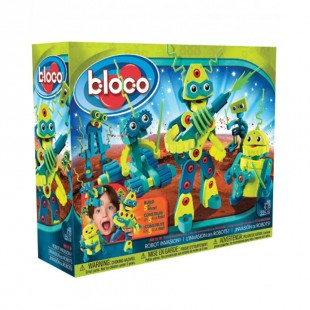 Bloco - L'invasion des robots