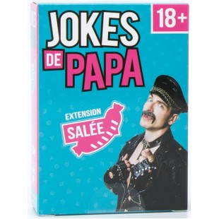 Randolph - Jokes de papa - Extension Salée