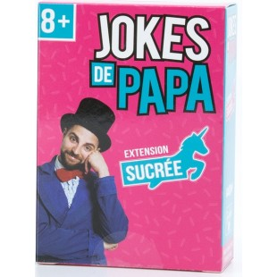 Randolph - Jokes de papa - Extension sucrée