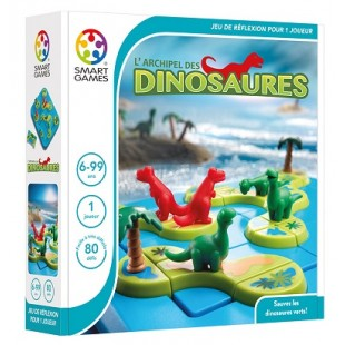 Smart Games - L'Archipel des Dinosaures