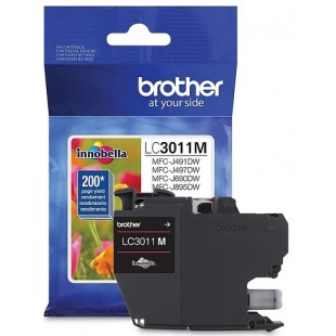 Cartouche d'encre Brother LC3011 Magenta