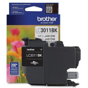 Cartouche d'encre Brother LC3011 Noir