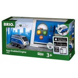Brio - Locomotive connectée