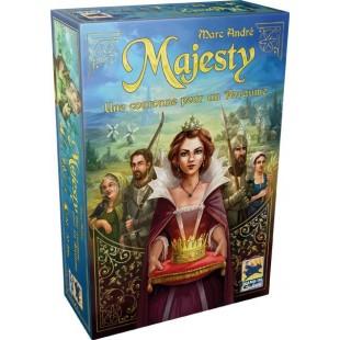 Majesty - Une couronne pour un royaume