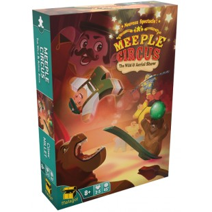 Meeple Circus Extension Animaux