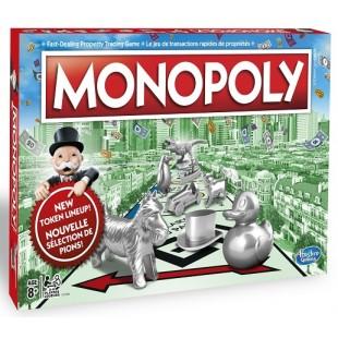 Hasbro - Monopoly nouvelle édition bilingue
