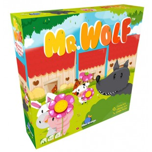 Mr Wolf (multilingue)