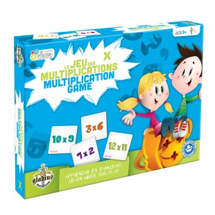 Gladius - Collection Apprendre - Les multiplications