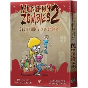 Munchkin Zombies - Ça Zigouille à Tour de Bras !