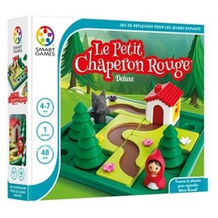 Smart Games - Le petit chaperon rouge deluxe