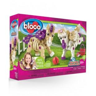 Bloco - Les poneys