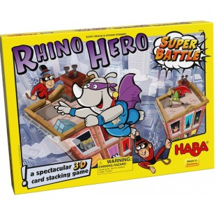 Haba - Rhino hero super battle (multi)