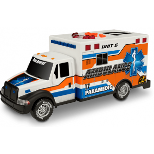 Road Rippers ambulance (anglais)