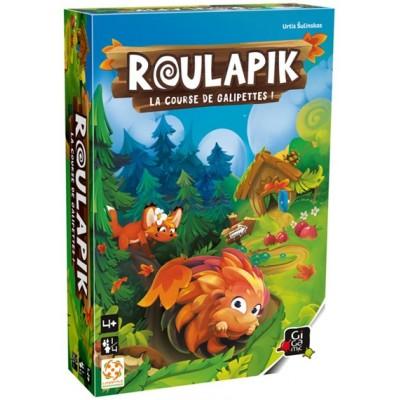Roulapik - La course de galipettes!