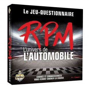 Gladius - Le jeu-questionnaire RPM: L'univers de l'automobile