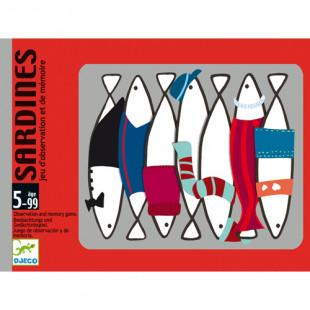 Djeco - Sardines