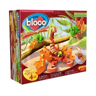 Bloco - Scorpions et insectes