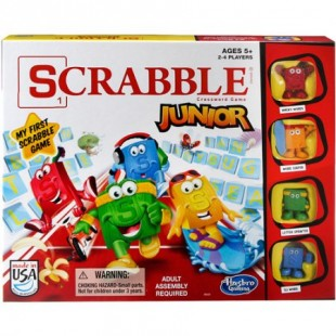 Hasbro - Scrabble junior
