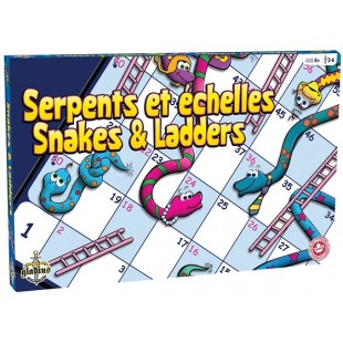 Serpents & échelles