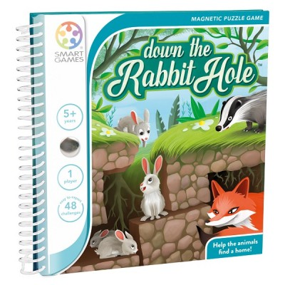 Smart Games - Down the rabbit hole (Multilingue)
