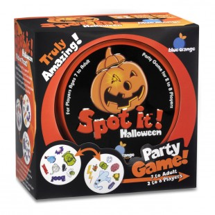 Spot It - Halloween Anglais seulement